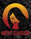 Miss Saigon poster, Illustration by Carolyn Sewell