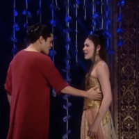 The King and I - Manna and Kavin as Tuptim and Lun Tha